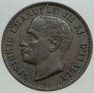 RARISSIMO 1 Centesimo VALORE 1902 ...