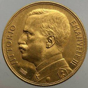 50 lire Aratrice 1912 , Au ...