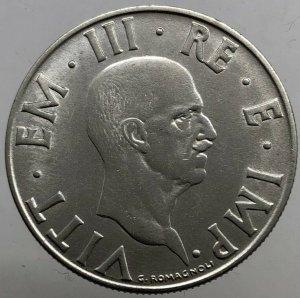2 Lire 1939 Impero XVIII Anti ...